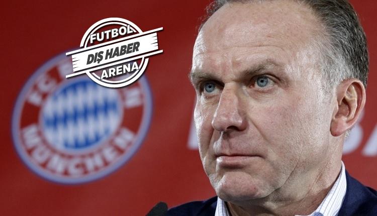 Bayern Münih ilk transferini resmen açıkladı