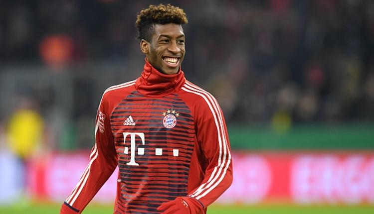 Bayern Münih, Kingsley Coman'ın sözleşmesini uzattı