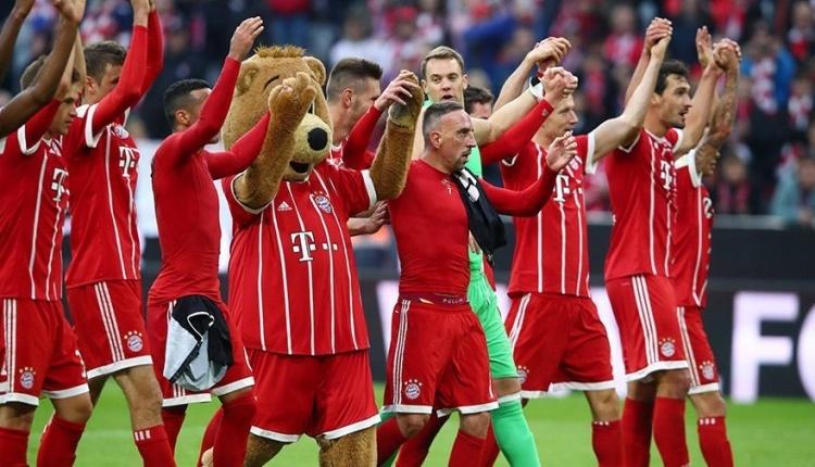 Beşiktaş'ın rakibi Bayern Münih'in Şampiyonlar Ligi ve Bundesliga performansı