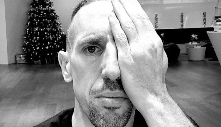 Bayern Münihli Ribery'den Kerim bebeğe destek