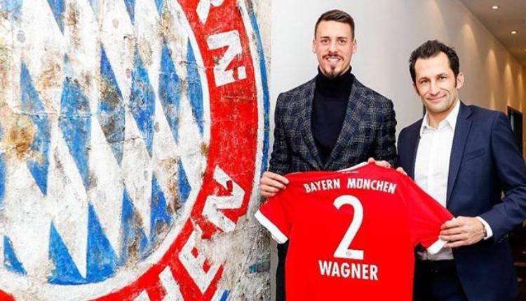 Bayern Münih'ten forvete Sandro Wagne takviyesi