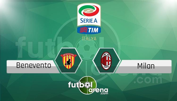 Benevento - Milan maçı saat kaçta, hangi kanalda? (İddia canlı izle)