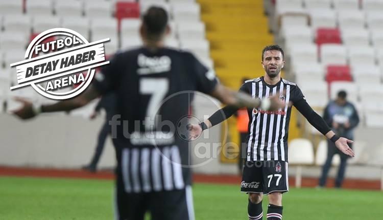 Beşiktaş 14 maç sonra kaybetti!