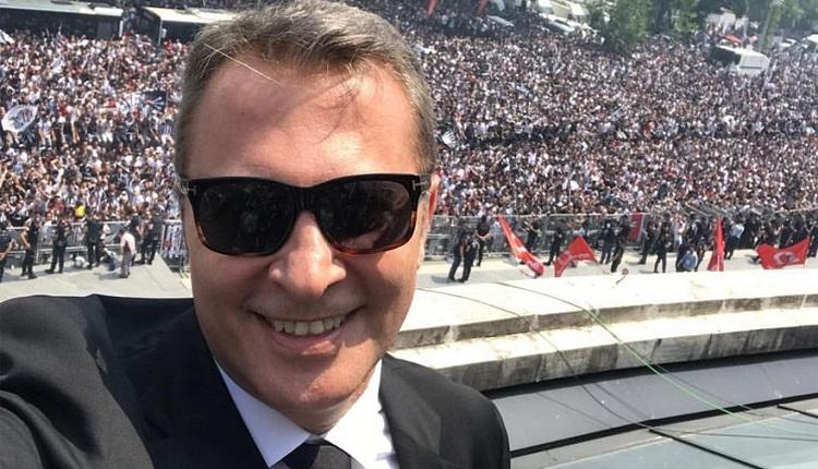 Beşiktaş Başkanı Fikret Orman'dan Bayern Münih iddiası