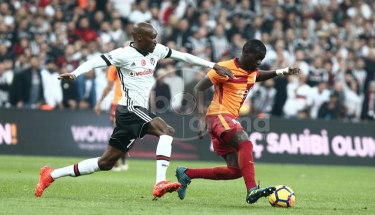 Beşiktaş, Galatasaray kalesini şut yağmuruna tuttu! Müthiş rakamlar