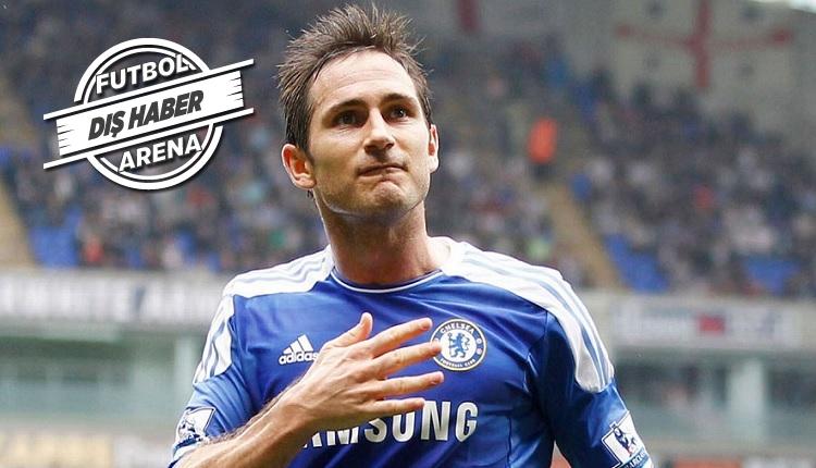 Beşiktaş için Chelsea'nin efsanesi Lampard'dan flaş açıklama