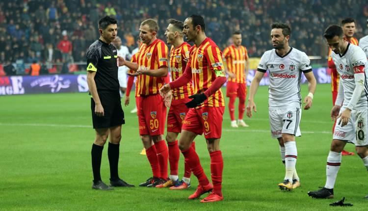 Beşiktaş maçında Umut Bulut'un pozisyonu penaltı mı?