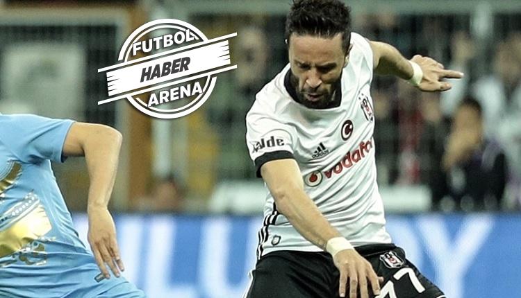 Beşiktaş - Osmanlıspor maçında Gökhan Gönül'den alkışlanan hareket