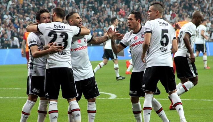 Beşiktaş Süper Lig'de en çok konuşulan takım oldu