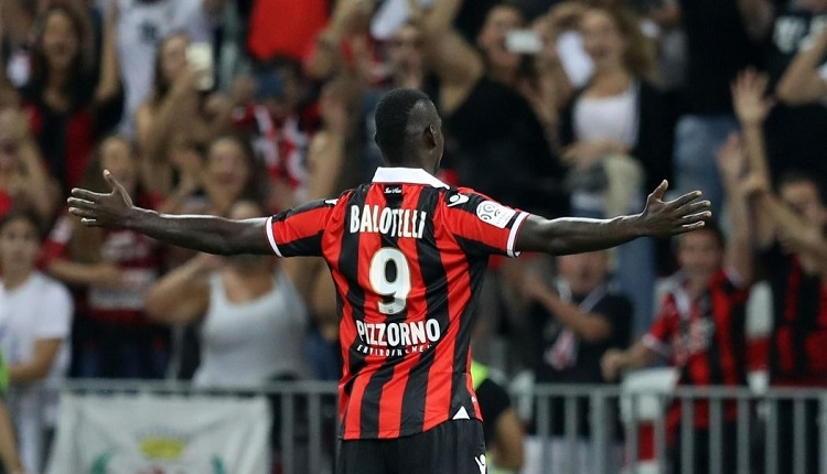 Beşiktaş taraftarlarının Balotelli çılgınlığı