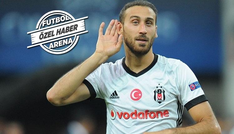 Beşiktaş ve Everton arasında Cenk Tosun pazarlığının ikinci aşaması