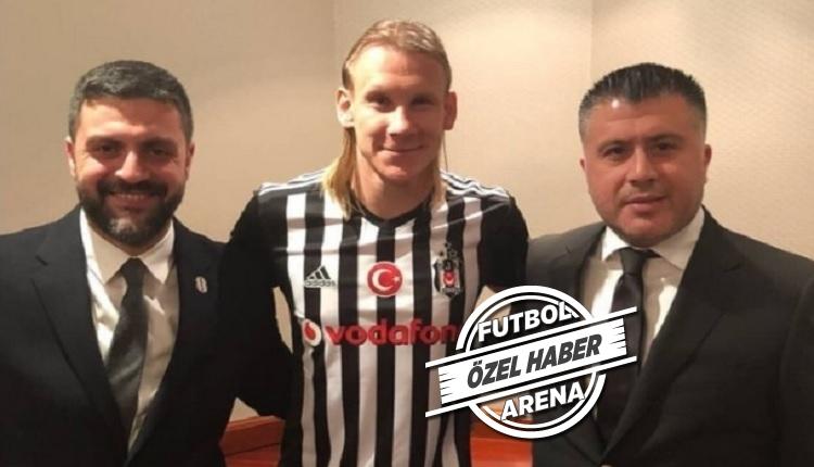 Beşiktaş Vida transferini video ile duyuracak! İşte sözleşmesi