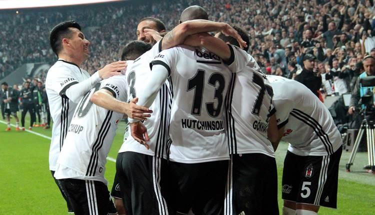 Beşiktaş, Vodafone Park'ta kaç gol attı?