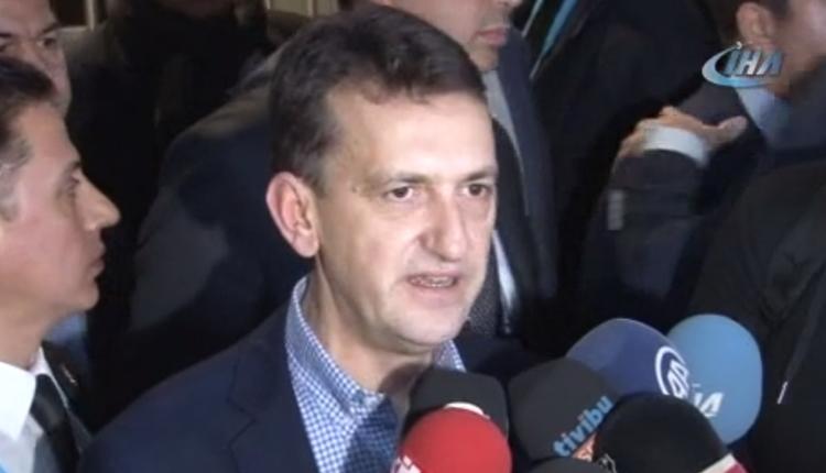 Beşiktaş yöneticisi Metin Albayrak: 'Galatasaray'a daha fazla atabilirdik'