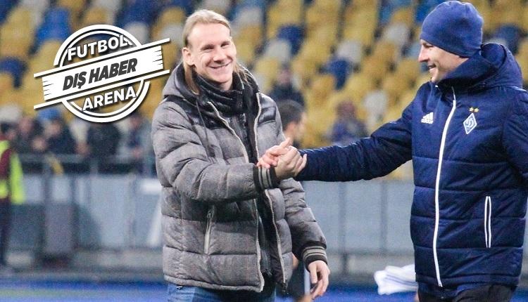 Beşiktaş için Vida yola çıkıyor! Dinamo Kiev'e veda etti ve Başkan Surkis resmen açıkladı