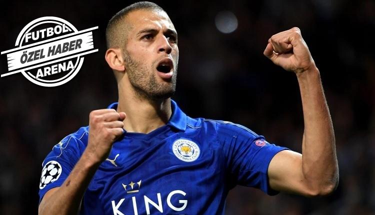 Beşiktaş'ta Cenk Tosun'un yerine Leicester City'den Slimani