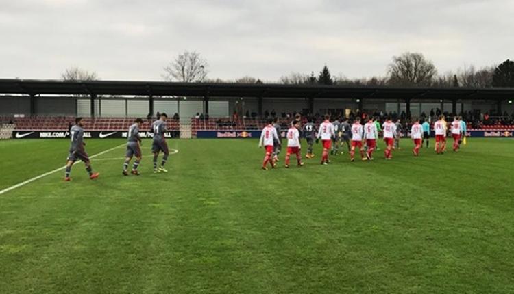 Beşiktaş'ın gençleri Leipzig'e farklı yenildi