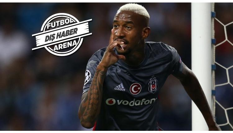 Beşiktaş'ın Talisca transferine Çin'den sürpriz rakip