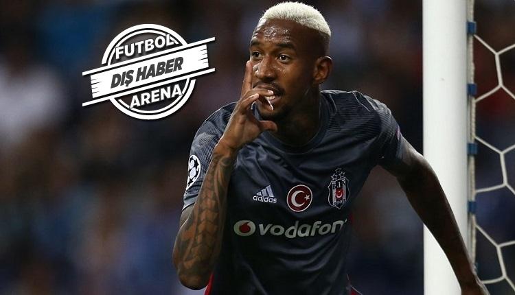 Beşiktaş'ın yıldızı Anderson Talisca için transferde Roma devrede