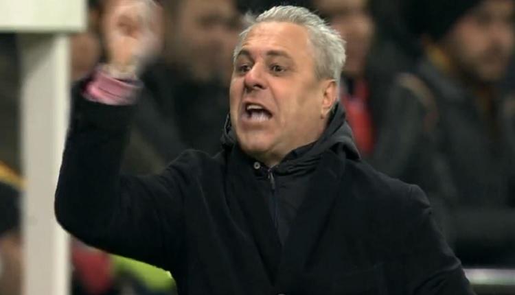 Beşiktaşlı Adriano'ya Kayserispor'da Sumudica'dan tepki