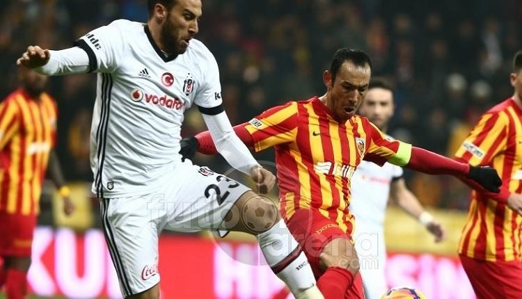 Beşiktaşlı Cenk ve Umut'un penaltısı beIN Sports'ta tartışma konusu oldu! '3'e 1'sin hocam.'