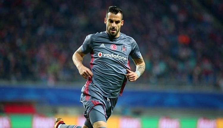 Beşiktaşlı Negredo: Gol atmak çok güzel