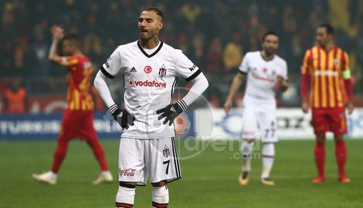 Beşiktaşlı Ricardo Quaresma deplasmanlarda yokları oynuyor