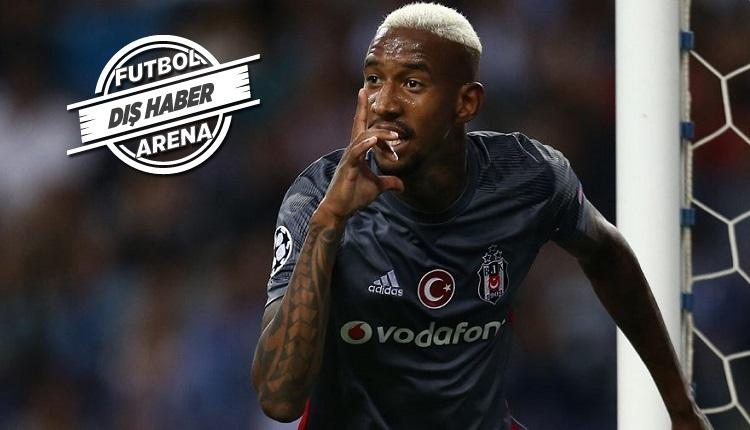Beşiktaşlı Talisca için Çin'den flaş transfer açıklaması