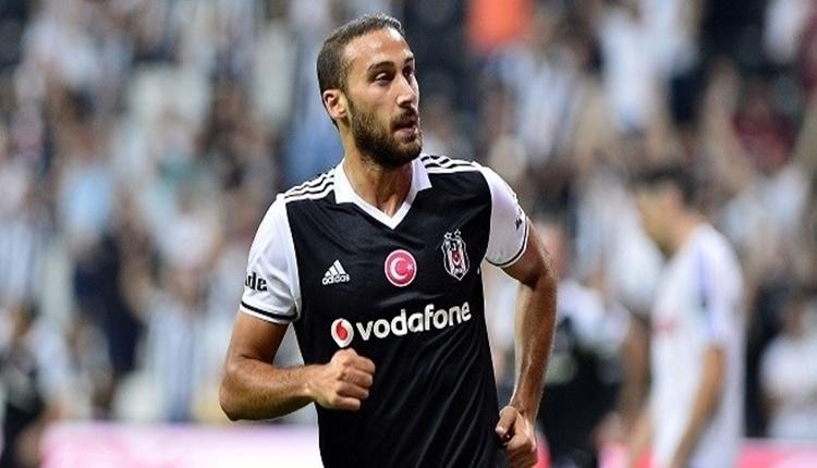 Beşiktaş'ta Cenk Tosun, Şenol Güneş'ten forma istiyor