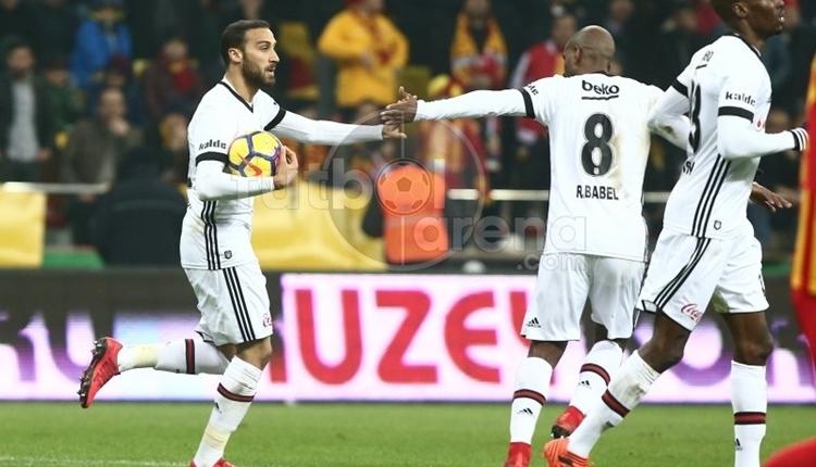 Beşiktaş'ta Cenk Tosun'dan Bayern Münih yorumu: 'Kendi futbolumuzu oynarsak...'