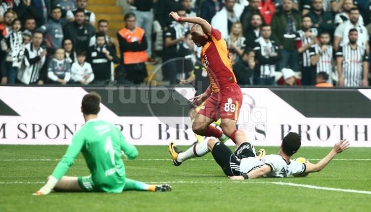 Beşiktaş'ta derbinin gizli kahramanı: Gökhan Gönül
