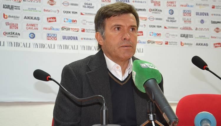Beşiktaş'ta Feyyaz Uçar'dan Vodafone Park'a övgüler