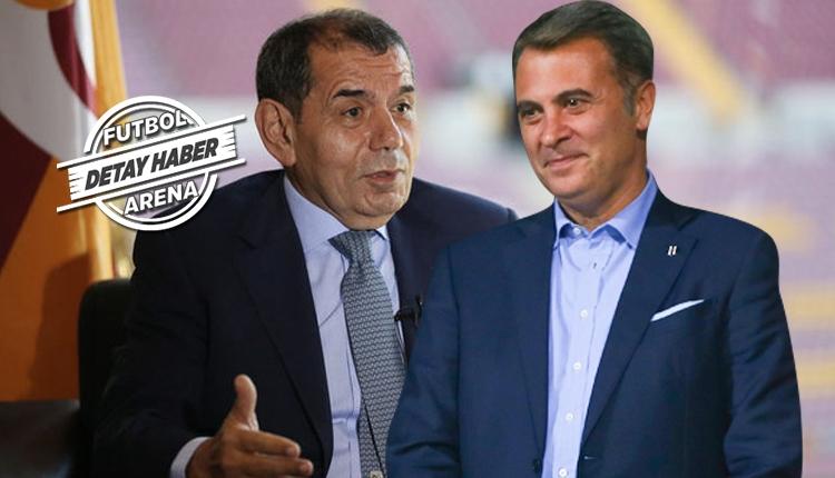 Beşiktaş'ta Fikret Orman; Galatasaray'da Dursun Özbek'in derbi karneleri zayıf