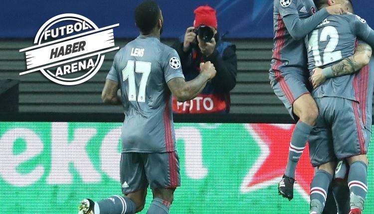 Beşiktaş'ta Leipzig maçında Lens şov! 45 dakikada resmen...