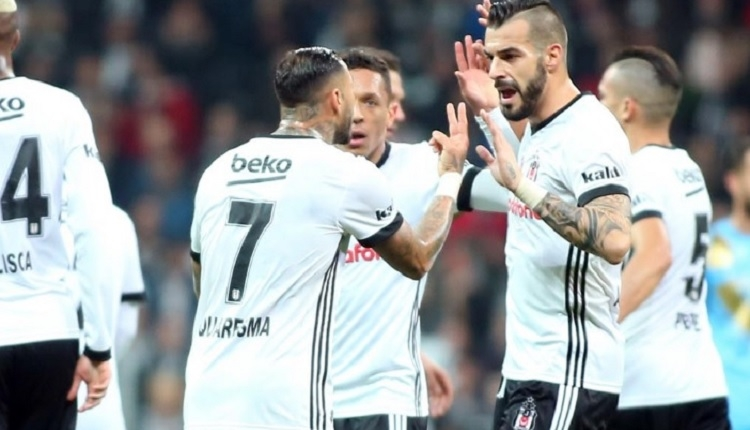 Beşiktaş'ta Negredo ve Quaresma tartıştılar mı? Asıl gerçek