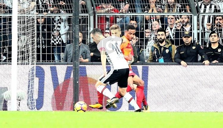 Beşiktaş'ta Oğuzhan'ın Galatasaray derbisinde penaltı isyanı