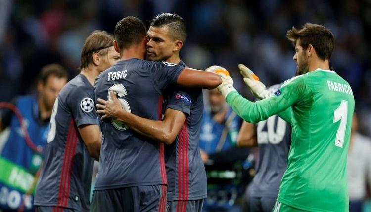 Beşiktaş'ta RB Leipzig maçı öncesi 2 oyuncu rahatladı