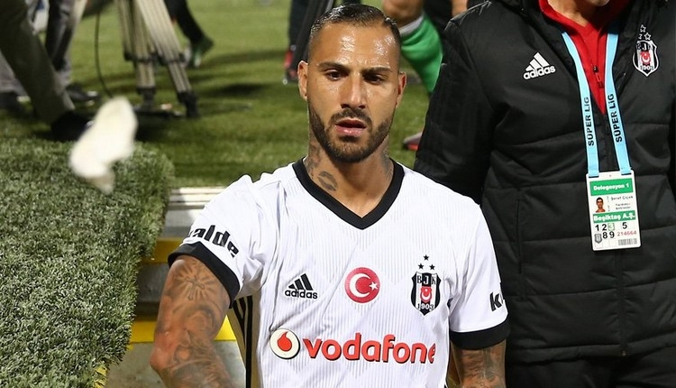 Beşiktaş'ta Ricardo Quaresma'dan kafa karıştıran paylaşım