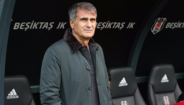 Beşiktaş'ta Şenol Güneş'ten Arda Turan açıklaması