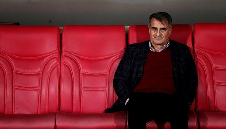 Beşiktaş'ta Şenol Güneş'ten Bayern Münih sorusuna yanıt