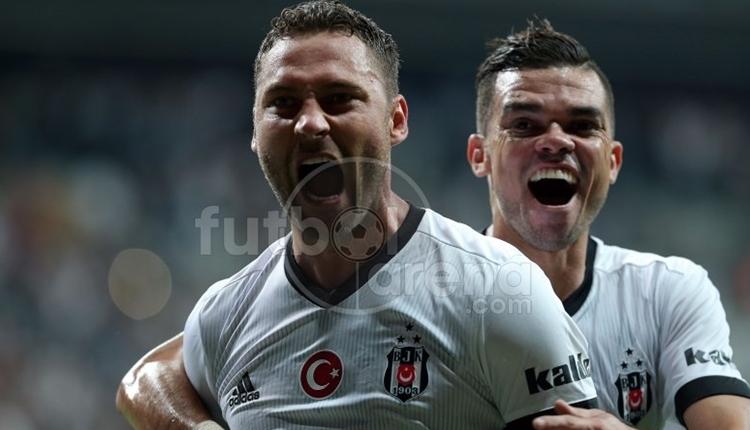 Beşiktaş'ta transferde Dusko Tosic'e Everton talip