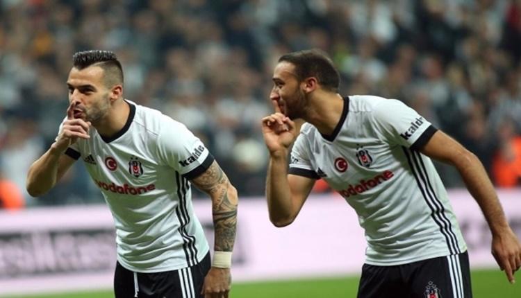 Beşiktaş'ta Vodafone Park golcüsü Alvaro Negredo!