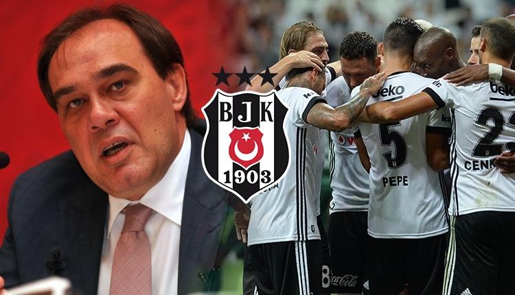 Beşiktaş'ta Yıldırım Demirören'in beraat kararı bozuldu