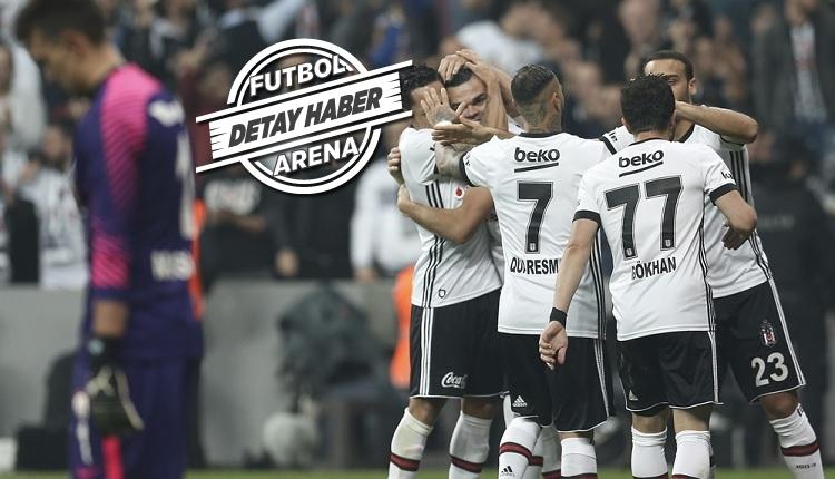 Beşiktaş'ın hücum donanması! Galatasaray derbisinde Pepe ve Fabri hariç herkes