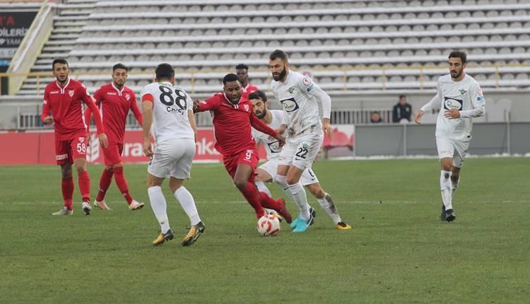 Boluspor 2-1 Akhisarspor maçı özeti ve golleri (İZLE)