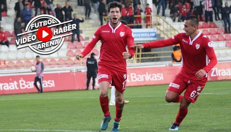 Boluspor 4-1 Kasımpaşa maçı özeti ve golleri (İZLE)