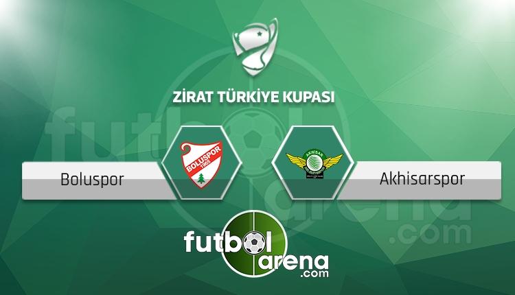 Boluspor - Akhisarspor maçı saat kaçta, hangi kanalda? (İddaa Canlı Skor)