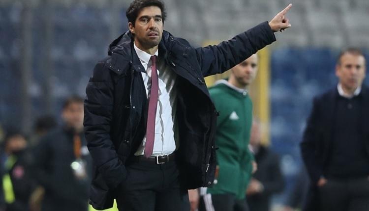 Braga'da Abel Ferreira'dan Başakşehir'e mesaj: 'O maçta kaybettiler.'
