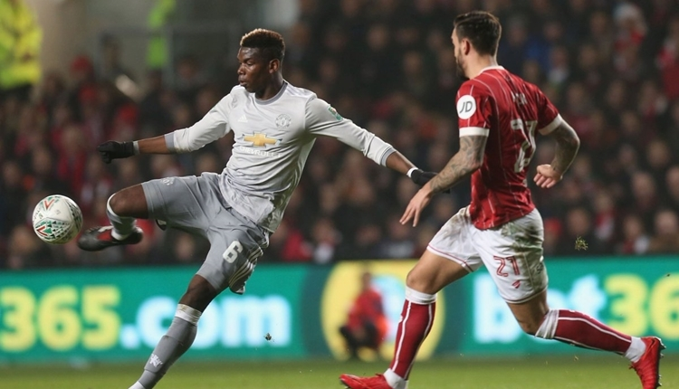 Bristol City 2-1 Manchester United maç özeti ve golleri (İZLE)