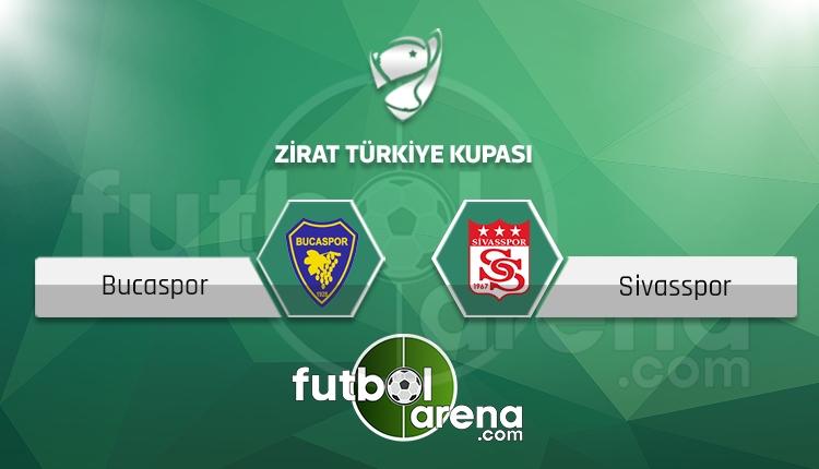 Bucaspor - Sivasspor saat kaçta, hangi kanalda? (İddaa Canlı Skor)